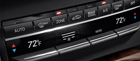 Dual-Zone Digital Automatic Climate Control