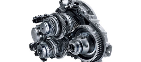 7-speed DCT dual-clutch automatic transmission