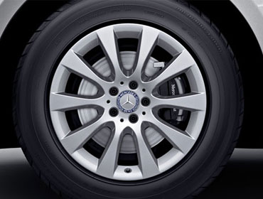 18-Inch 10-Spoke Wheels