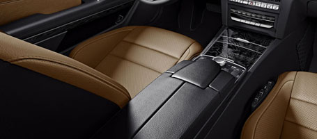 2017 Mercedes-Benz E Class Leather Upholstery