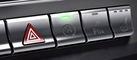 2017 Mercedes-Benz E Class ECO Start/Stop system