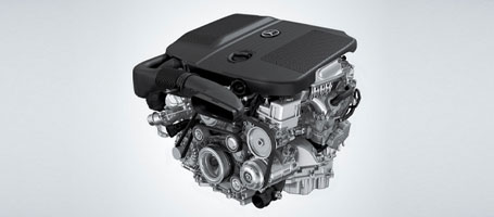 2.1L BlueTEC Turbodiesel 4-Cylinder Engine